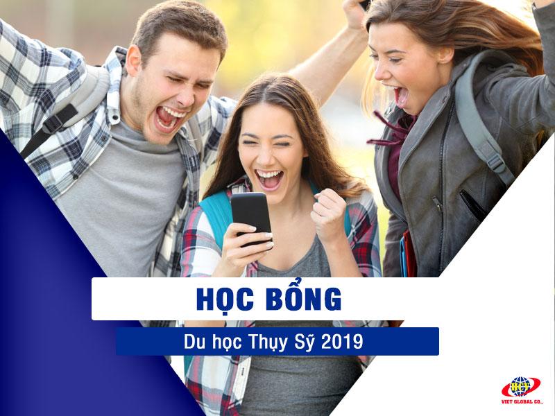 Du học Thụy Sĩ: Danh sách học bổng Thụy Sĩ khóa tháng 10/2019