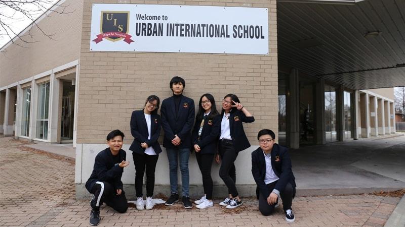 Urban International School