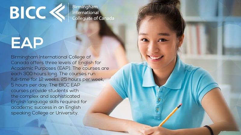 Birmingham International Collegiate of Canada