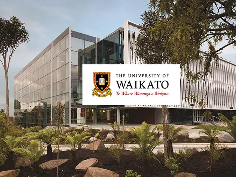 Du học New Zealand: Học bổng đến 100% học phí từ đại học Waikato