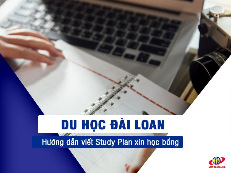 Du học Đài Loan: Hướng dẫn cách viết Study Plan xin học bổng