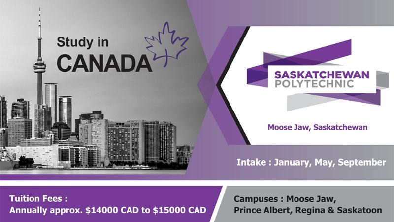 Study Saskatchewan Polytechnic