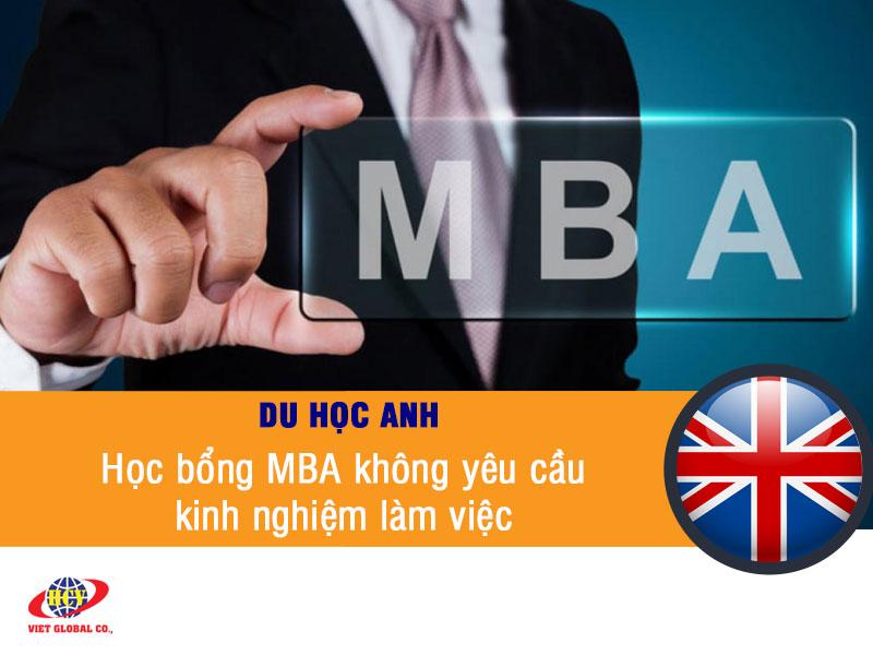 Học bổng MBA