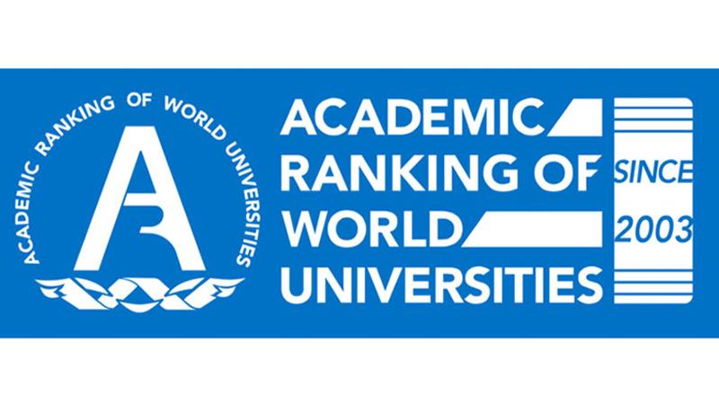 Shanghai Academic Ranking of World Universities 2019