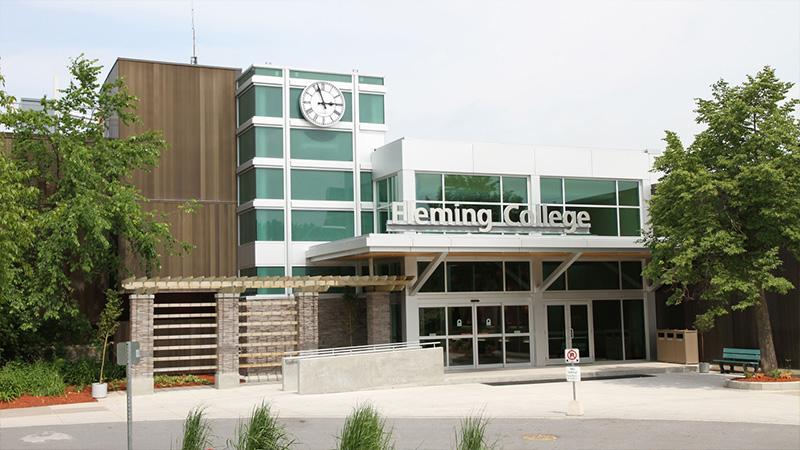 Cao đẳng Fleming Canada