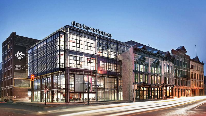 Cao đẳng Red River