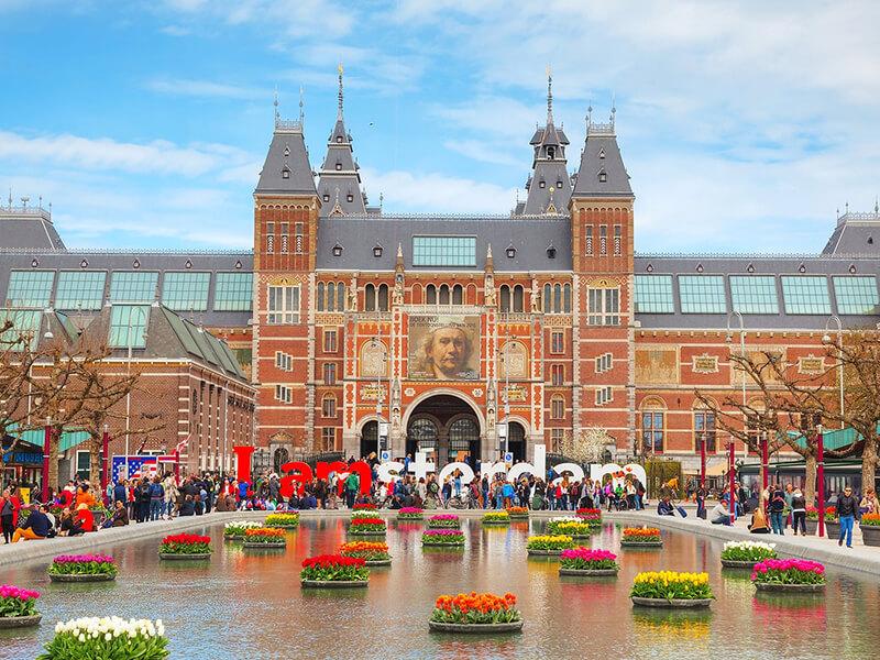 Học bổng Hà Lan