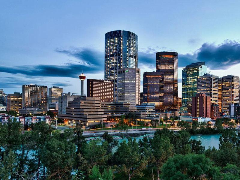 Calgary - Top 10 thành phố Canada