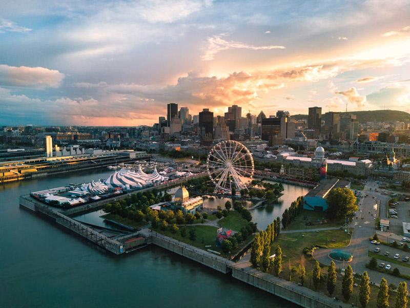 Montréal - Top 10 thành phố Canada