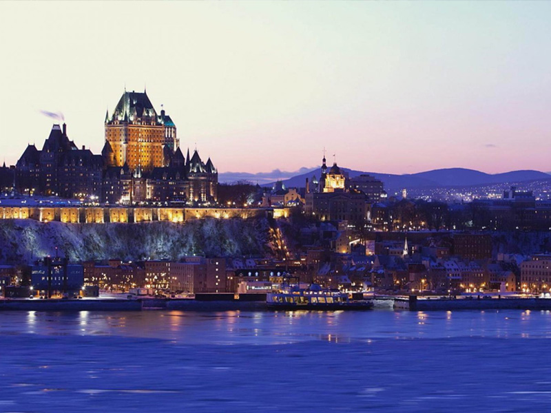 Québec - Top 10 thành phố Canada