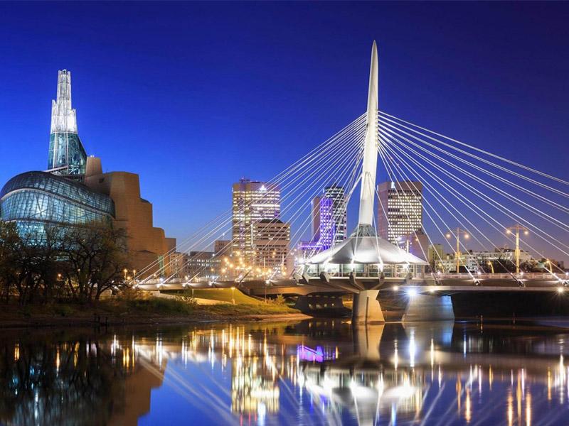 Winnipeg - Top 10 thành phố Canada