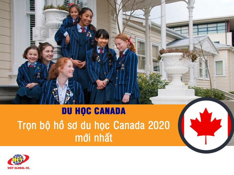 Hồ sơ du học Canada