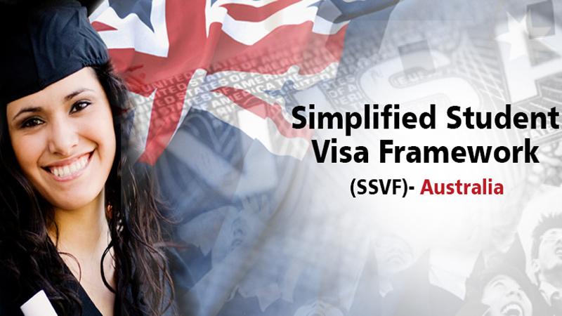 Simplified Student Visa Framework