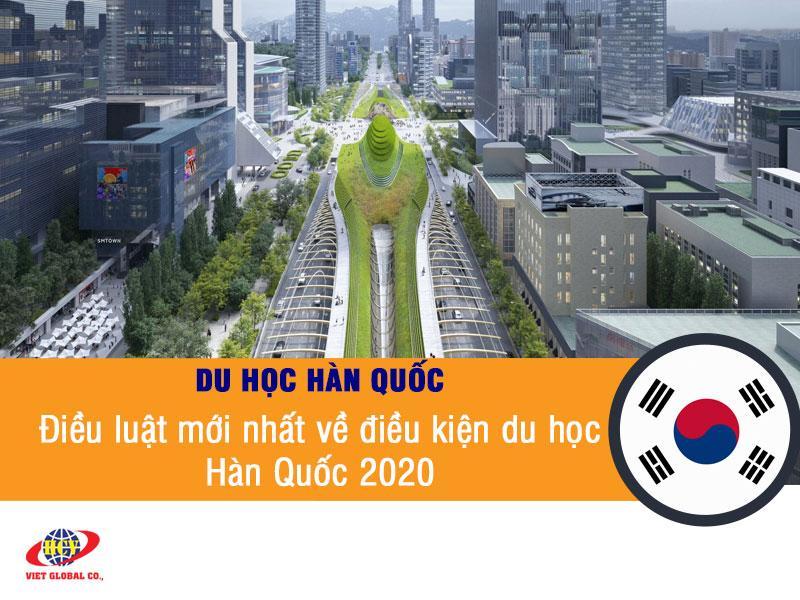 Du học Hàn Quốc 2020