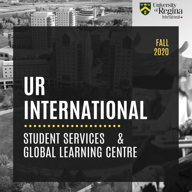 UR International - University of Regina