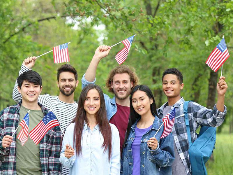 Giao lưu văn hóa Mỹ