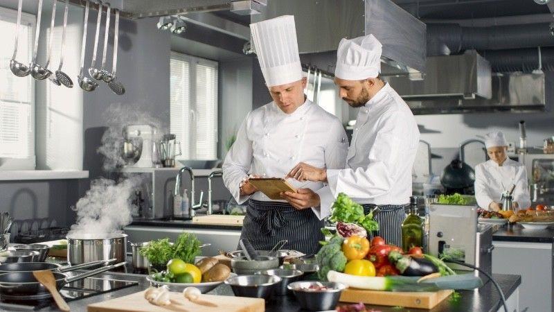 Du học Đức nghề làm bếp - lựa chọn an toàn chưa bao giờ hết hot