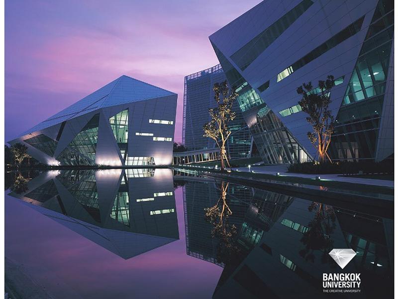 Toàn cảnh đại học Bangkok