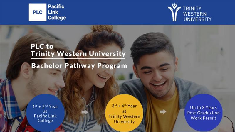 Chương trình chuyển tiếp từ Pacific Link College