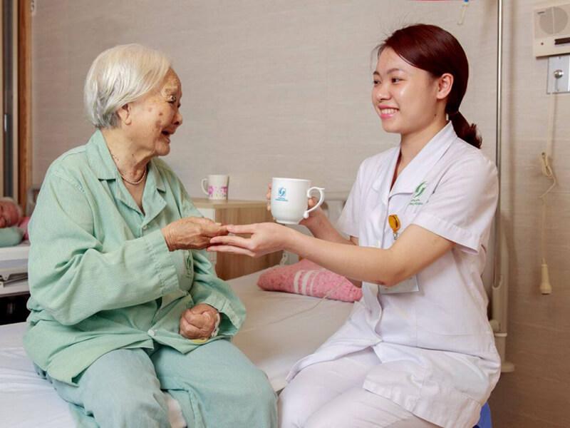 Học bổng Điều dưỡng Nhật