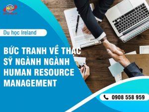 Thạc sỹ ngành ngành Human Resource Management tại Ireland