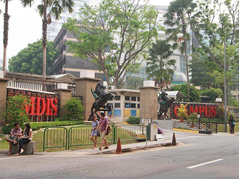 Học viện Quản lý MDIS Singapore