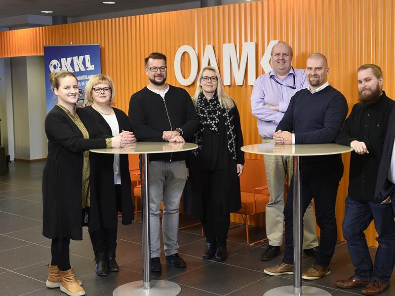 Đại học KHUD Oulu