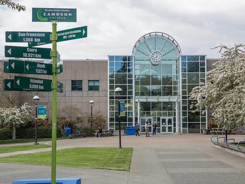 Trường cao đẳng Camosun