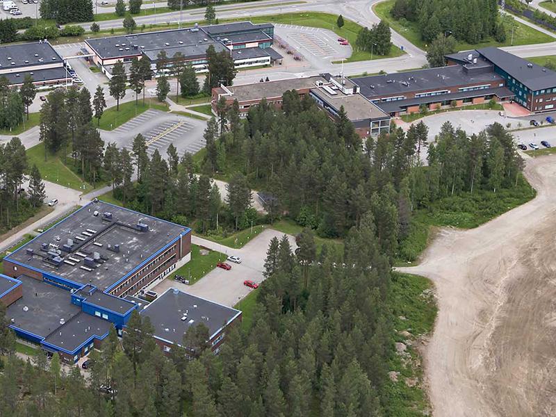 Đại học KHUD Kajaani