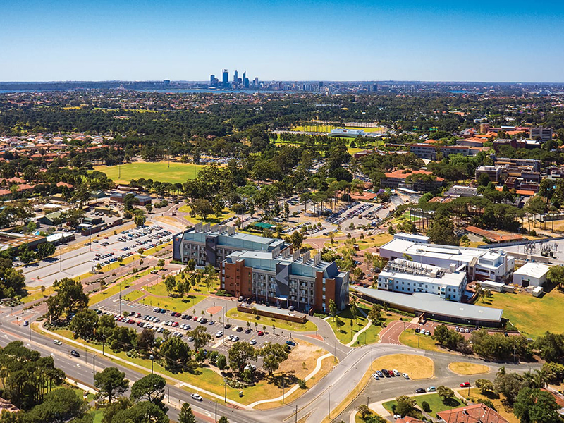 Đại học Curtin Úc